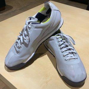 Men's Puma Basic Geometric Men's Sneakers